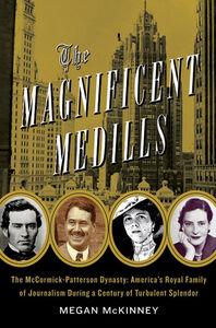 Foto Cover di The Magnificent Medills, Ebook inglese di Megan McKinney, edito da HarperCollins