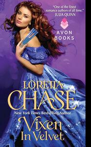 Foto Cover di Vixen in Velvet, Ebook inglese di Loretta Chase, edito da HarperCollins