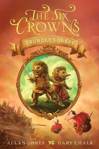 Foto Cover di Trundle's Quest, Ebook inglese di Gary Chalk,Allan Jones, edito da HarperCollins