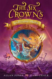 Foto Cover di Sargasso Skies, Ebook inglese di Gary Chalk,Allan Jones, edito da HarperCollins