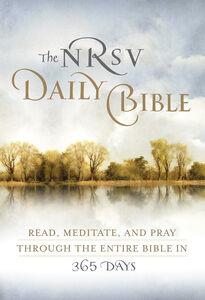 Foto Cover di The NRSV Daily Bible, Ebook inglese di Harper Bibles, edito da HarperCollins