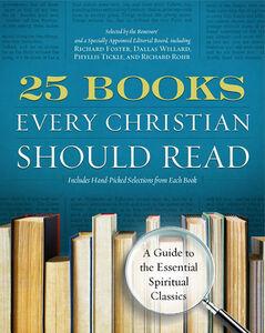 Foto Cover di 25 Books Every Christian Should Read, Ebook inglese di Renovare, edito da HarperCollins