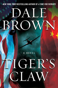 Foto Cover di Tiger's Claw, Ebook inglese di Dale Brown, edito da HarperCollins