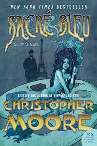 Foto Cover di Sacré Bleu, Ebook inglese di Christopher Moore, edito da HarperCollins