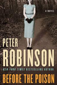 Foto Cover di Before the Poison, Ebook inglese di Peter Robinson, edito da HarperCollins