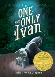 Foto Cover di The One and Only Ivan, Ebook inglese di Patricia Castelao,Katherine Applegate, edito da HarperCollins
