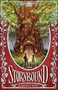 Foto Cover di Storybound, Ebook inglese di Marissa Burt, edito da HarperCollins