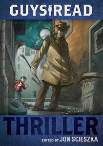 Foto Cover di Thriller, Ebook inglese di Brett Helquist,Jon Scieszka, edito da HarperCollins