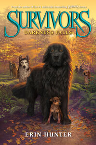 Foto Cover di Darkness Falls, Ebook inglese di Erin Hunter, edito da HarperCollins