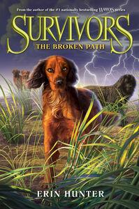 Foto Cover di The Broken Path, Ebook inglese di Erin Hunter, edito da HarperCollins