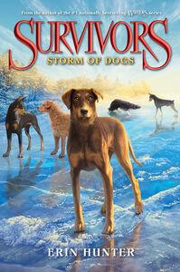 Foto Cover di Storm of Dogs, Ebook inglese di Erin Hunter, edito da HarperCollins