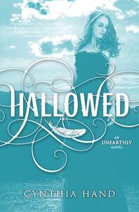 Foto Cover di Hallowed, Ebook inglese di Cynthia Hand, edito da HarperCollins