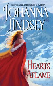 Foto Cover di Hearts Aflame, Ebook inglese di Johanna Lindsey, edito da HarperCollins