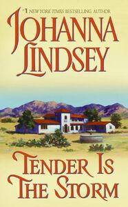 Foto Cover di Tender Is the Storm, Ebook inglese di Johanna Lindsey, edito da HarperCollins