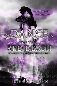 Foto Cover di Dance of the Red Death, Ebook inglese di Bethany Griffin, edito da HarperCollins