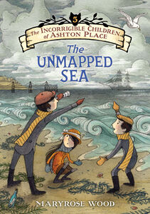 Foto Cover di The Unmapped Sea, Ebook inglese di Maryrose Wood,Eliza Wheeler, edito da HarperCollins