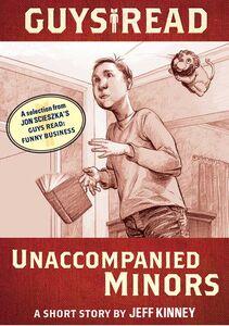 Foto Cover di Unaccompanied Minors, Ebook inglese di AA.VV edito da HarperCollins