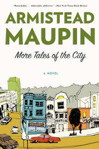 Foto Cover di More Tales of the City, Ebook inglese di Armistead Maupin, edito da HarperCollins