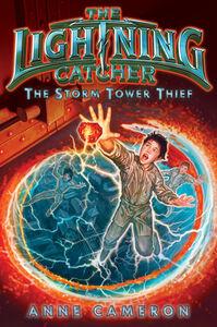 Foto Cover di Storm Tower Thief, Ebook inglese di Anne Cameron, edito da HarperCollins
