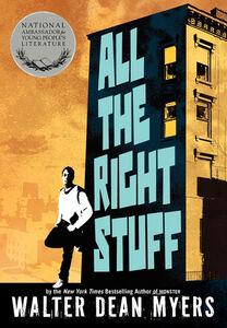 Foto Cover di All the Right Stuff, Ebook inglese di Walter Dean Myers, edito da HarperCollins