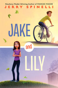 Foto Cover di Jake and Lily, Ebook inglese di Jerry Spinelli, edito da HarperCollins