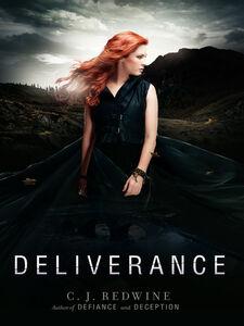 Foto Cover di Deliverance, Ebook inglese di C. J. Redwine, edito da HarperCollins