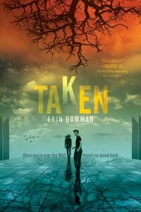 Libro in inglese Taken  - Erin Bowman