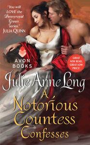 Foto Cover di A Notorious Countess Confesses, Ebook inglese di Julie Anne Long, edito da HarperCollins