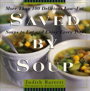Foto Cover di Saved By Soup, Ebook inglese di Judith Barrett, edito da HarperCollins