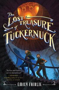 Foto Cover di The Lost Treasure of Tuckernuck, Ebook inglese di Antonio Javier Caparo,Emily Fairlie, edito da HarperCollins