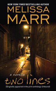 Foto Cover di Two Lines, Ebook inglese di Melissa Marr, edito da HarperCollins