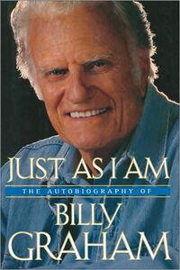 Foto Cover di Just As I Am, Ebook inglese di Billy Graham, edito da HarperCollins