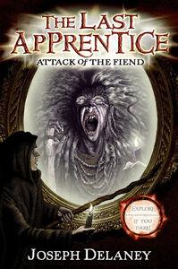 Foto Cover di Attack of the Fiend, Ebook inglese di Patrick Arrasmith,Joseph Delaney, edito da HarperCollins