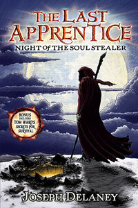 Foto Cover di Night of the Soul Stealer, Ebook inglese di Joseph Delaney, edito da HarperCollins