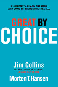 Foto Cover di Great By Choice, Ebook inglese di Jim Collins,Morten T. Hansen, edito da HarperCollins