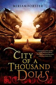 Foto Cover di City of a Thousand Dolls, Ebook inglese di Miriam Forster, edito da HarperCollins