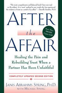 Foto Cover di After the Affair, Updated, Ebook inglese di Janis A. Spring, edito da HarperCollins
