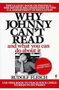 Foto Cover di Why Johnny Can't Read?, Ebook inglese di Rudolf Flesch, edito da HarperCollins