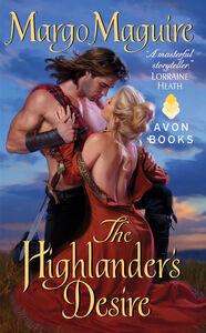 Foto Cover di The Highlander's Desire, Ebook inglese di Margo Maguire, edito da HarperCollins