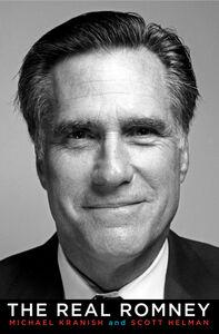 Foto Cover di The Real Romney, Ebook inglese di Michael Kranish,Scott Helman, edito da HarperCollins