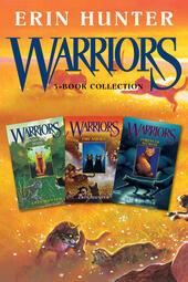 Warriors 3-Book Bundle with Bonus Material