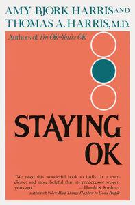 Foto Cover di Staying O.K., Ebook inglese di Amy Harris,Thomas A. Harris, edito da HarperCollins