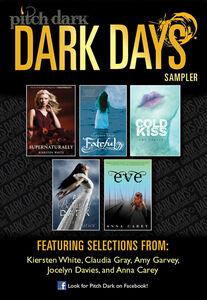Foto Cover di Pitch Dark: Dark Days of Fall Sampler, Ebook inglese di AA.VV edito da HarperCollins