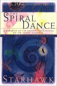 Foto Cover di The Spiral Dance, Ebook inglese di Starhawk, edito da HarperCollins