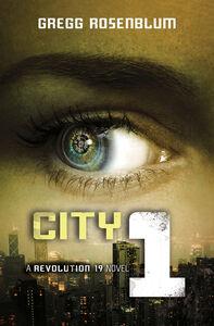 Foto Cover di City 1, Ebook inglese di Gregg Rosenblum, edito da HarperCollins