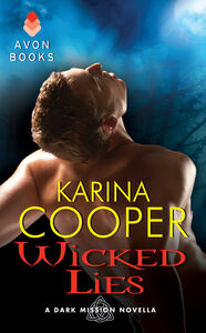 Foto Cover di Wicked Lies, Ebook inglese di Karina Cooper, edito da HarperCollins
