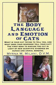 Foto Cover di Body Language and Emotion of Cats, Ebook inglese di Myrna Milani, edito da HarperCollins