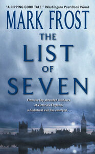 Foto Cover di The List Of 7, Ebook inglese di Mark Frost, edito da HarperCollins