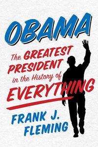 Foto Cover di Obama, Ebook inglese di Frank J. Fleming, edito da HarperCollins