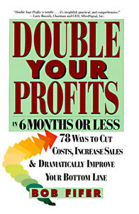 Foto Cover di Double Your Profits, Ebook inglese di Bob Fifer, edito da HarperCollins